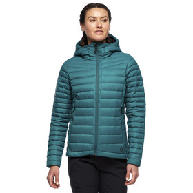 Black Diamond Access Down Hoody Women sea pine